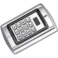 Perfk RFID アクセス コントローラ メタル デザイン シングル ドア EM  IDカード 125KHZ  防水 高い 信頼性 安全性