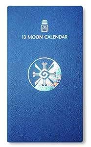 13の月の暦 手帳(赤い宇宙の月の年 2018.7.26~2019.7.25)