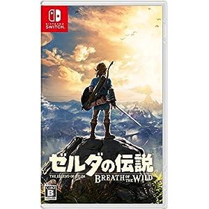任天堂  ゲームの売れ筋ランキング: 5 (以前はランク付けされていません) プラットフォーム: Nintendo Switch発売日: 2017/3/3新品:   ¥ 7,538 3点の新品/中古品を見る: ¥ 7,538より