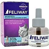 「猫専用」尿のマーキング対策 Feliwayフェリウェイ 交換用リキッド 3個 海外直送品 並行輸入品