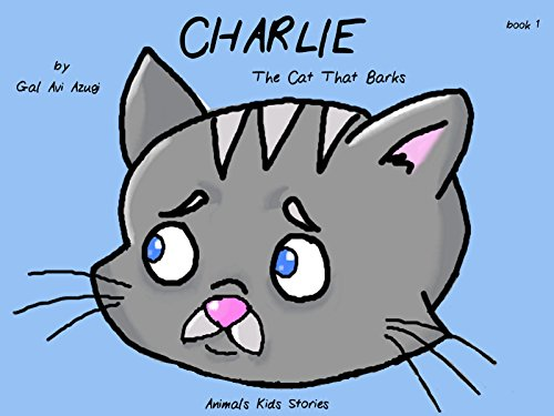 children books: CHARLIE: (Picture book) (Being different) (values book) (Preschool) (Adventure & Education for children) (ANIMALS KIDS STORIES Book 1) (English Edition)