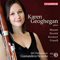 Various: Bassoon and Orchestra (Mozart: Concerto/ Crusell: Concertino/ Kreutzer: Variations) (2010-10-26)