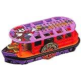 ディズニー ハロウィーン ハロウィン 2016 シー トミカ 蒸気船 ミッキー ミニー マウス 船 乗り物 おもちゃ ( ディズニーシー限定 )