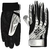 MIZUNO(ミズノ) パークゴルフ 手袋 ロングタイプ (両手) [男性モデル] C3JGP60103L シルバー L(25-26cm)