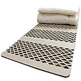 【TEIJIN】 ダブルインパクト すのこ型 除湿マット (幅100×長さ205cm) 3枚セット