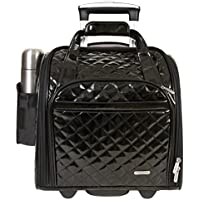 Travelon : Wheeled Underseat Carry-on with Back-up Bag