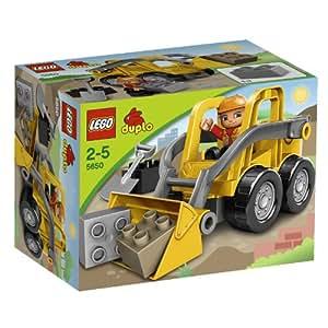 レゴ (LEGO) デュプロ フロント・ローダー 5650