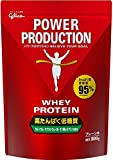 グリコ パワープロダクション ホエイプロテイン高たんぱく低糖質 プレーン味 800g