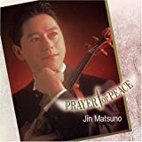 CD・松野迅「PRAYER FOR PEACE~平和希いて」