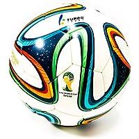 ターボスポーツFIFA 2014 Brazucaサッカーボールレプリカホワイト
