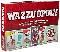 スカイ小便をするワシントン州立大学Wazzuopolyボードゲームのための後期