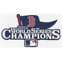 ボストン?レッドソックス MLB 2013 ワールドシリーズ 優勝記念 ロゴパッチ / Boston Red Sox 2013 World Series Champions Logo Patch