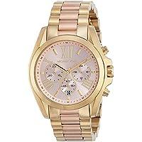 Michael Kors Bradshaw Two-Tone Stainless Steel Watch