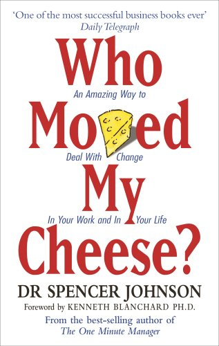 Who Moved My Cheeseの詳細を見る