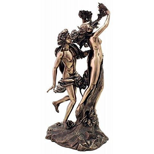 Veronese (ヴェロネーゼ) アポロン ダフネ ギリシャ神話 ブロンズ風 フィギュア
