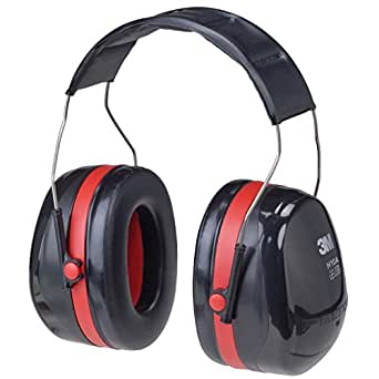 3M 防音 イヤーマフ JIS適合品 PELTOR ヘッドバンド式 H10A