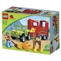 LEGO Duplo LEGOVille Circus Transport 10550 おもちゃ [並行輸入品]