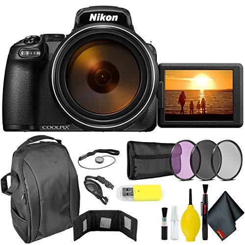 Nikon COOLPIX P1000 デジタルカメラベースキット インターナショナルモデル