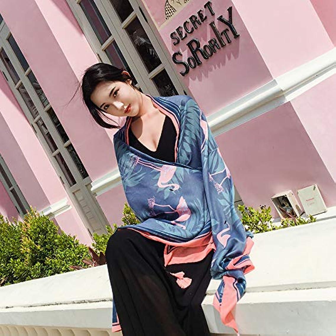 グリーンランド意見夫スカーフのラップガールフレンドの大きなスカーフの学生長いタオルのベール夏と秋を送信するために、年配のサンダルのピンクの秋と冬の装飾品の様々な暖かい