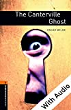The Canterville Ghost - With Audio Level 2 Oxford Bookworms Library: 700 Headwords