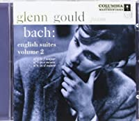 Bach: English Suites Vol.2
