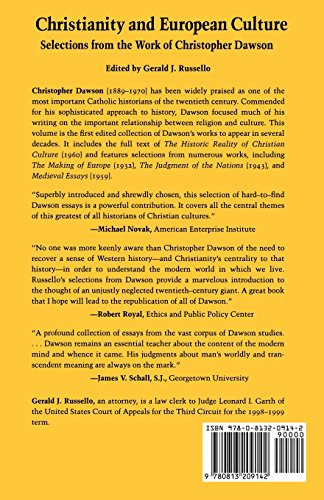 dawson medieval essays Of essays by shane dawson [shane dawson] on amazoncom free shipping on  the psalms and medieval english literaturefrom the conversion to the reformation ice cradle a portrait of the baby harp seal geheime tochter shilpi somaya gowda we crown them all an illustrated history of danbury.