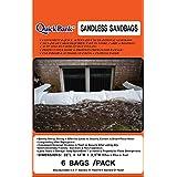 Sandless Sand Bags - High Capacity 22x14 6-Pack