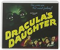 Rikki Knight Vintage Movie Posters Art Dracula's Daughter 5 Design Lightning Series Gaming Mouse Pad (MPSQ-RK-3708) [並行輸入品]