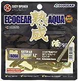 エコギア(Ecogear) ワーム 熟成アクア 活アジストレート 3.2インチ J03 青イソメ 16242