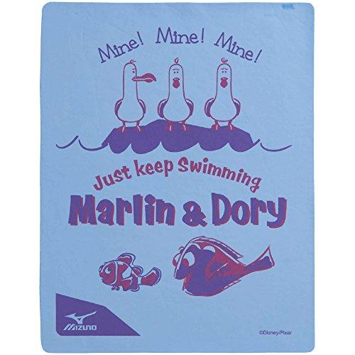 [해외]MIZUNO (미즈노) 수영 타올 디즈니 니모를 찾아서 17 가을 겨울 모델 높은 흡수 부드러운 수건 N2JY7580 수영장 수영/MIZUNO (Mizuno) Swim Towel Disney Finding Nemo 17 Fall & Winter Model Super Absorbing Sem Towel N2JY7580 Pool Swimming