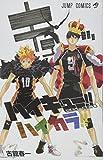 ハイキュー!! 公式カラーイラスト集 ハイカラ!! (ジャンプコミックス)