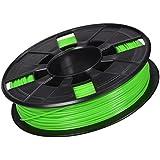 BIQU 1.75mm PLA 3D Printer Filament, Dimensional Accuracy +/- 0.03 mm, 250G (Green)