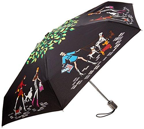 [해외]totes 자동 개폐 접는 우산 미니 50cm 워킹 독 8364 8364/totes Automatic opening and closing Folding umbrella Mini 50 cm Walking dock 8364 8364