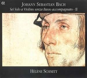 J.S. Bach: Sonaten Und Partiten 2