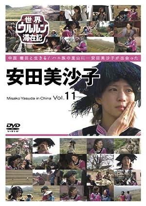 世界ウルルン滞在記 Vol.11 安田美沙子 [DVD]