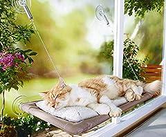 猫 ペット 快適 ベッド テラス 窓に簡単取り付け 吸盤タイプ