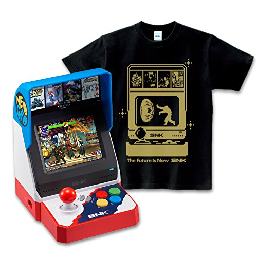 【プライムデー限定】NEOGEO mini SNK Dot Hero's T