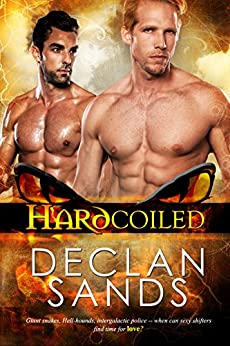 HardCoiled (Bloodhound Book 3) by [Sands, Declan]