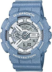 [カシオ]CASIO 腕時計 G-SHOCK DENIM'D COLOR GA-110DC-2A7JF メンズ