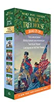 Magic Tree House Volumes 21-24 Boxed Set: American History Quartet (Magic Tree House (R))