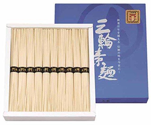 三輪素麺 誉 NKS-15 500g