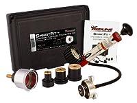Redline Detection 95-0700 SmartFit Universal Cooling System Test Kit with Pump [並行輸入品]