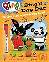 Bing's Day Out: Wipe Clean Activity Book