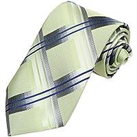 Dan Smith Inspire Checkered Microfiber Neck Tie For Husband Neckwear