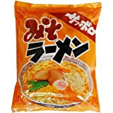 サッポロラーメン みそ味 84g ×20食