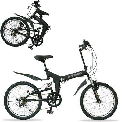【収納も楽々】安い折りたたみ式自転車のおすすめ人気商品10選のサムネイル画像