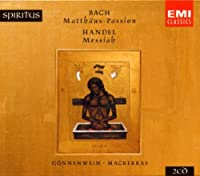 Bach;St.Matthew Passion