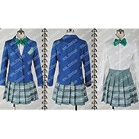 高品質コスプレ衣装 それでも町は廻っている 辰野俊子 嵐山歩鳥 女子制服 コスチューム、コスプレ