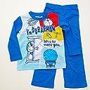 アイム ドラえもん 光る長袖Tシャツパジャマ 100-130cm (832DR108113) (110cm)