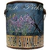 A Cheerful Giver 20 Oz Lavender Vanilla Fresh Farm Candle
